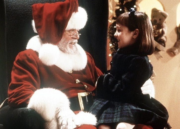 miracle on 34th street thanksgiving movies
