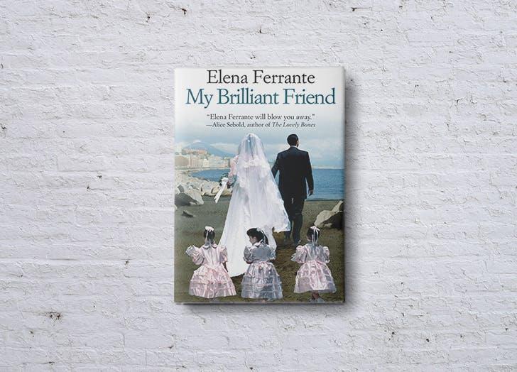 my brilliant friend elena ferrante