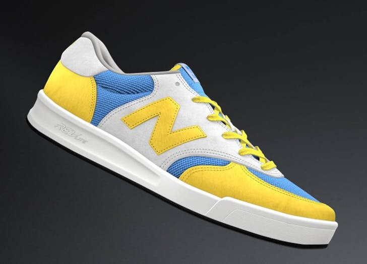 new balance custom made sneakers