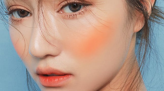 This Japanese Blush Trend Is All Over Pinterest