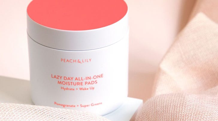 These Peach & Lily Moisture Pads Cut Your Skin-Care Routine in Half