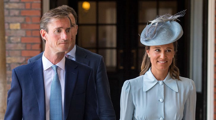 Royal Baby Fever! Pippa Middleton Just Gave Birth to a Baby Boy