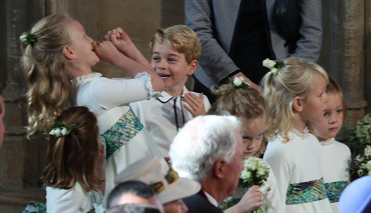 prince george savannah phillips wedding