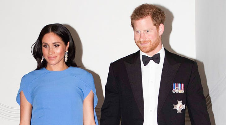 Prince Harry Is Giving Up Alcohol During Meghan Markles Pregnancy & Marry Us, Please