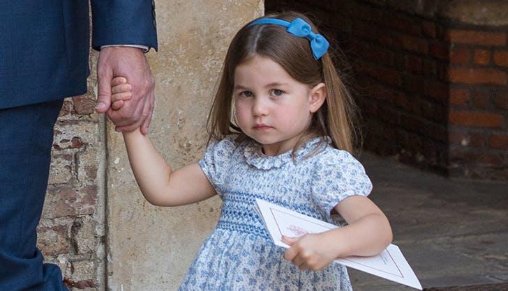 princess charlotte prince louis christening