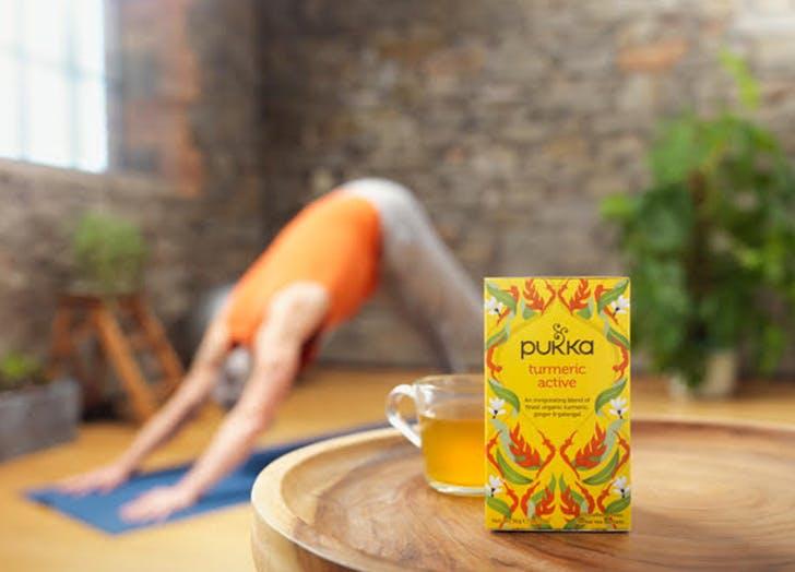 pukka herbs active tea