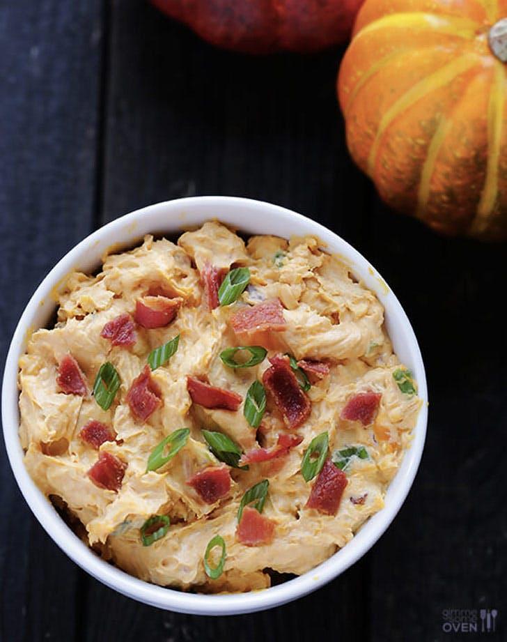 pumpkin recipes dip