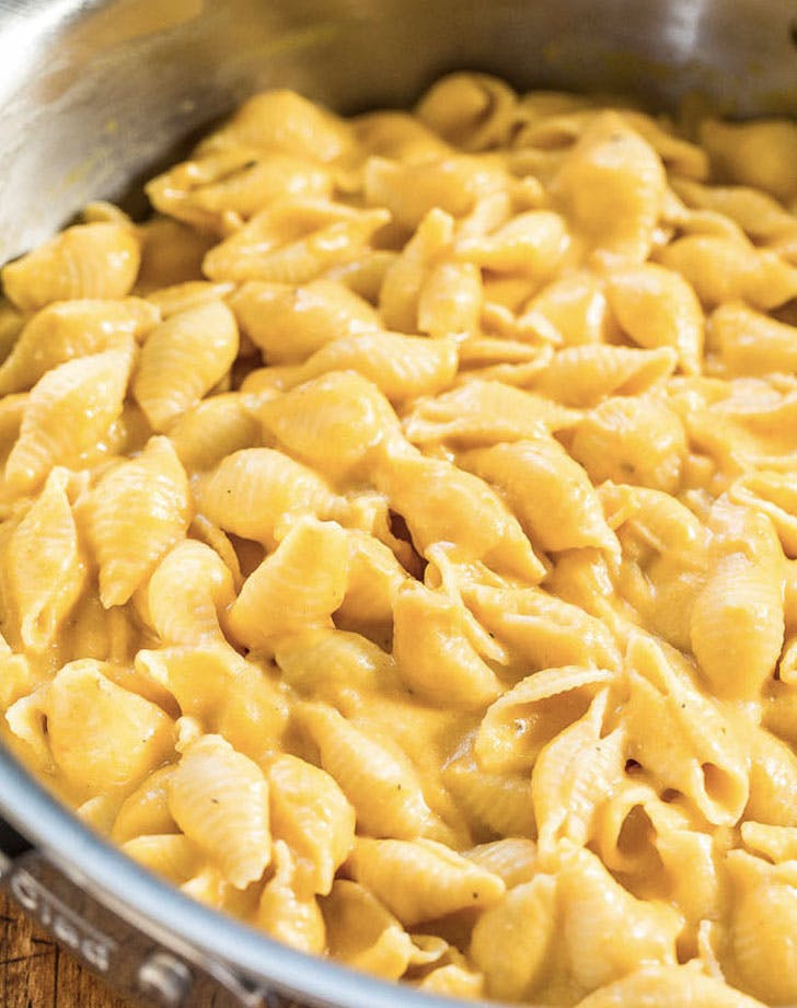 pumpkin recipes mac and cheese