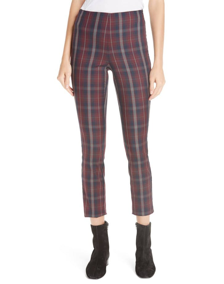 Plaid Pants Are Trending and They're More Wearable Than You Think
