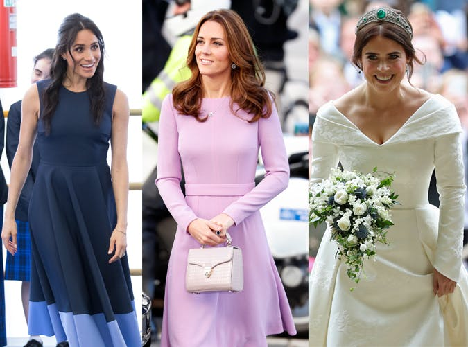 The 25 Best Royal Fashion Moments from October