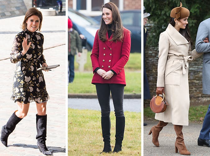 How to Wear Boots Like a Royal