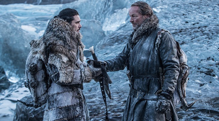 The 1 Thing Ser Jorah Says Is 'Monumental About 'Game of Thrones Season 8 (Hint: Its Not the Dragons)