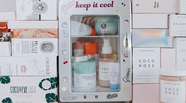 Heres Why People Are Refrigerating Their Beauty Products