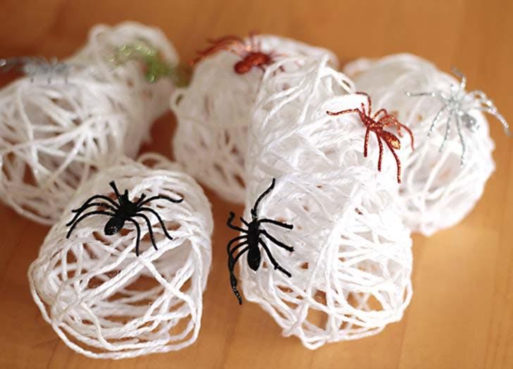 spider sacl halloween