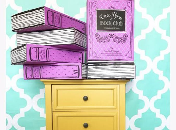 subsciption boxes  once upon a book club