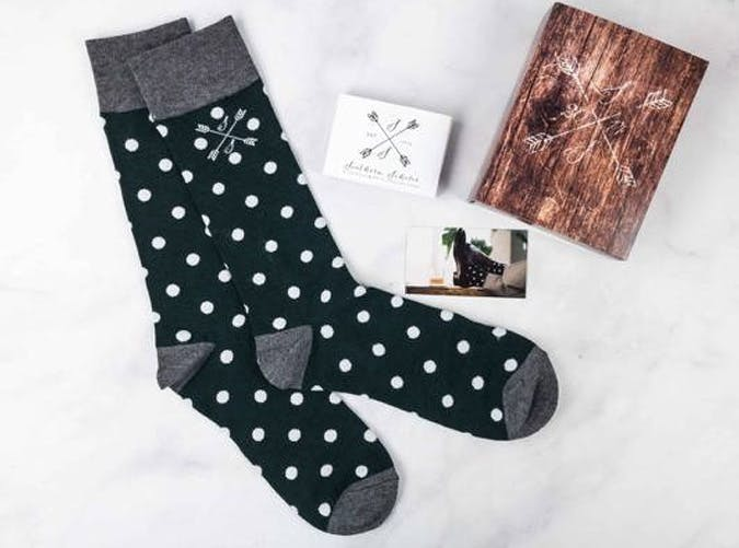 subscription boxes a gentlemens collection socks