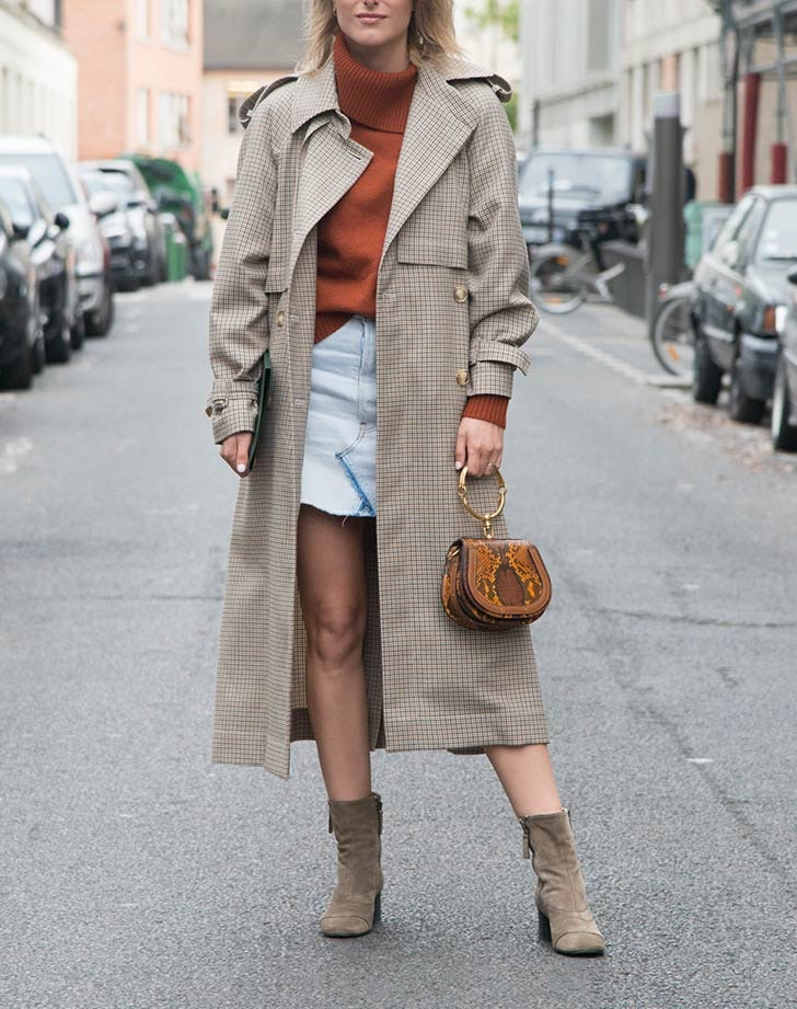 How to Wear Ankle Boots with Skirts , PureWow