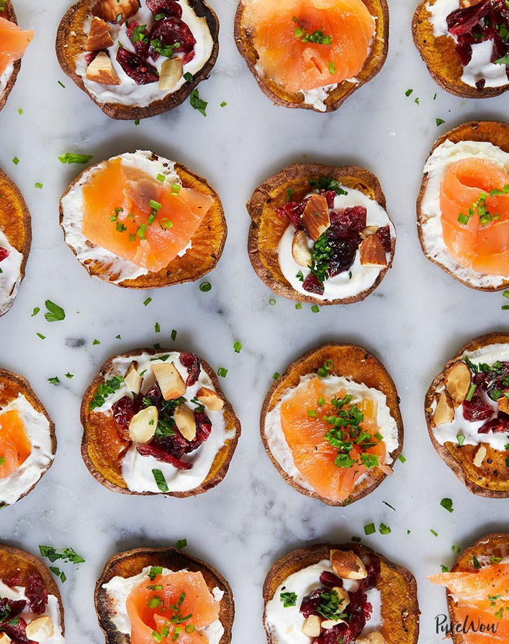 sweet potato crostini recipe