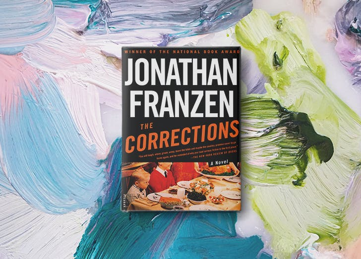 jonathan franzen the corrections e-books