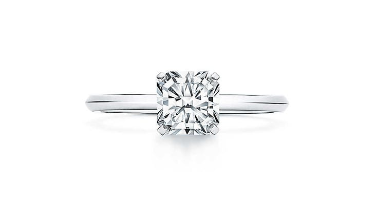 Tiffany & Co. Released a New Engagement Ring Cut, and Were All Like, 'Hint, Hint'