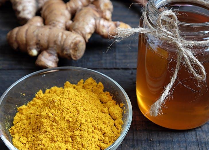 turmeric golden honey
