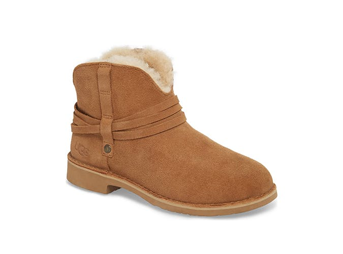 ugg shearling boots