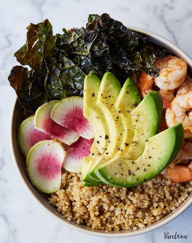 ultimate quinoa avocado bowl recipe