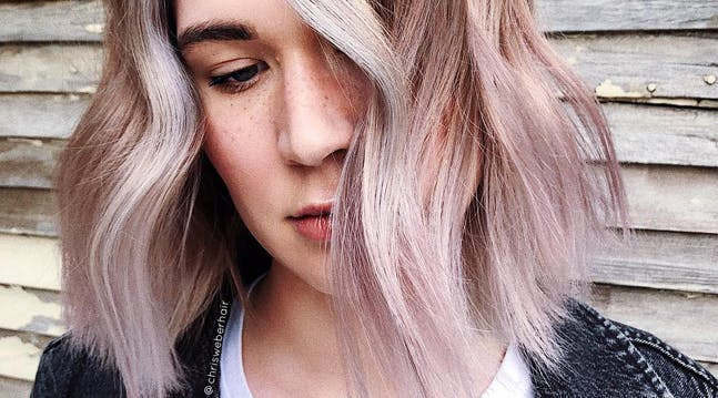 'Vanilla Lilac' Is the Latest Hair Color the Internet Wants You to Embrace