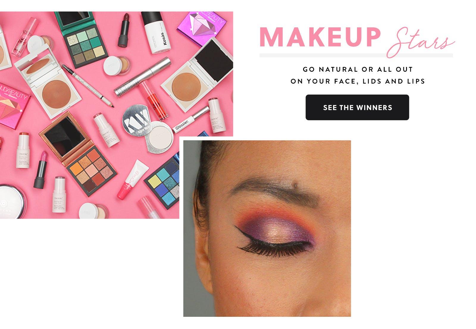 1 Makeup  2