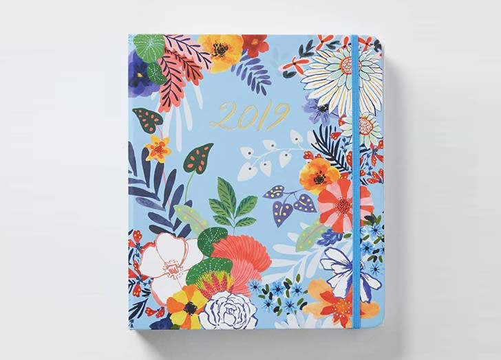 Anthropologie daily planner