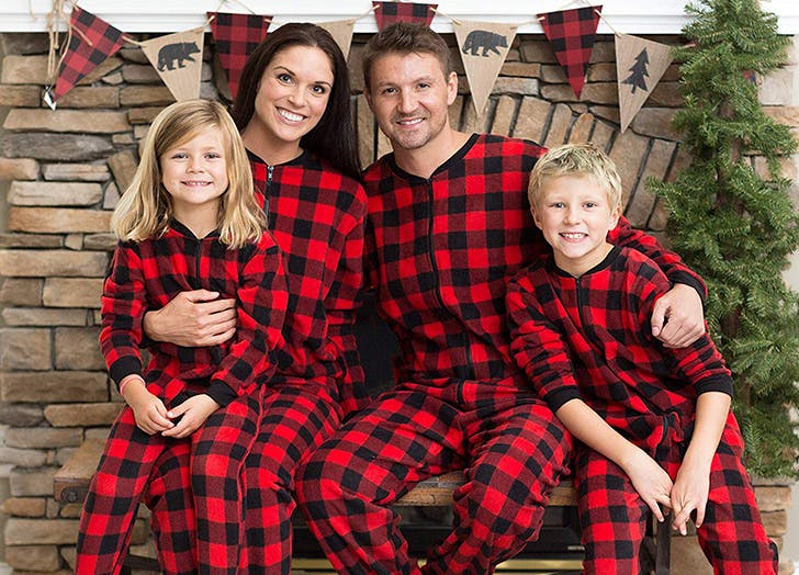 The Best Holiday PJ Sets for Families- PureWow 17f3f74c3