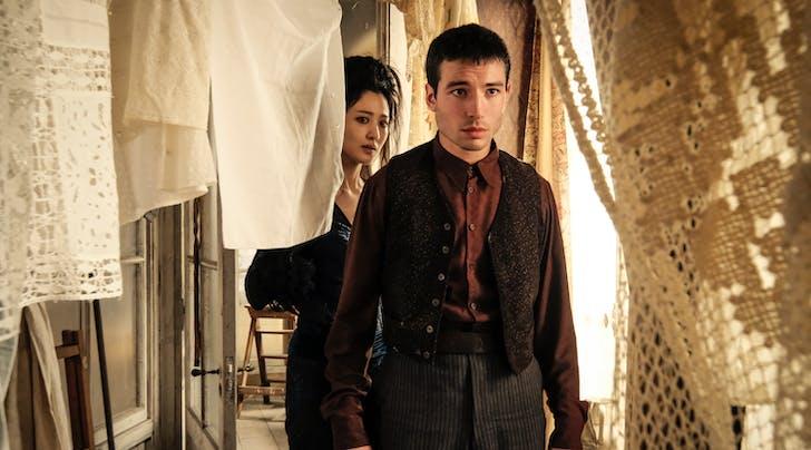 Ezra Miller Spills the Hogsmead on His 'Fantastic Beasts' Characters Major Plot Twist