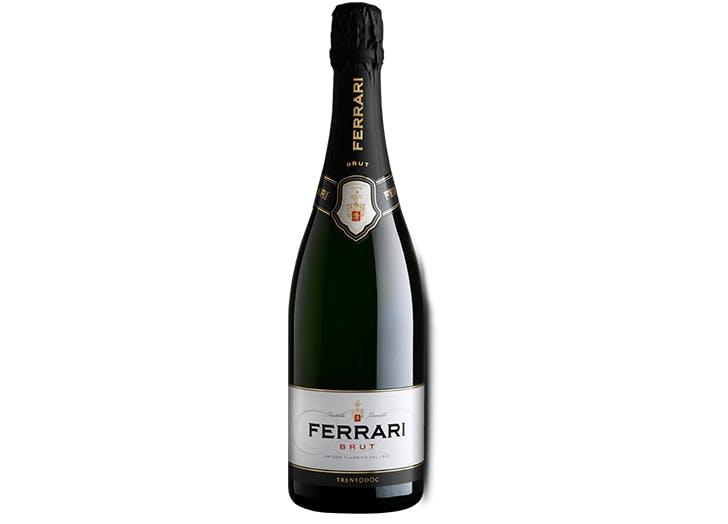 Ferrari Brut white wine