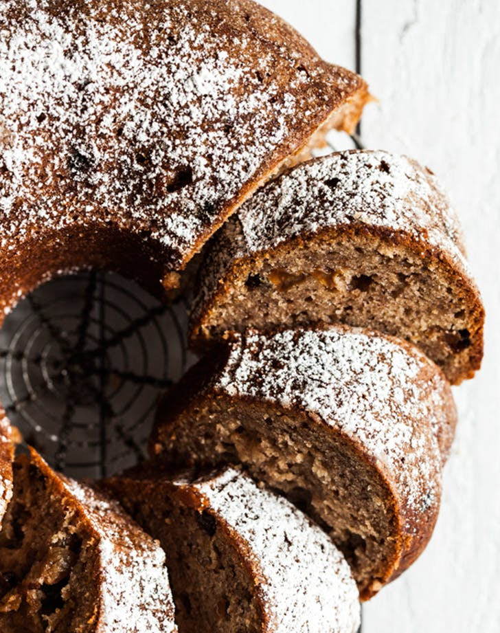 Foolproof Vegan Applesauce Spice Cake recipe