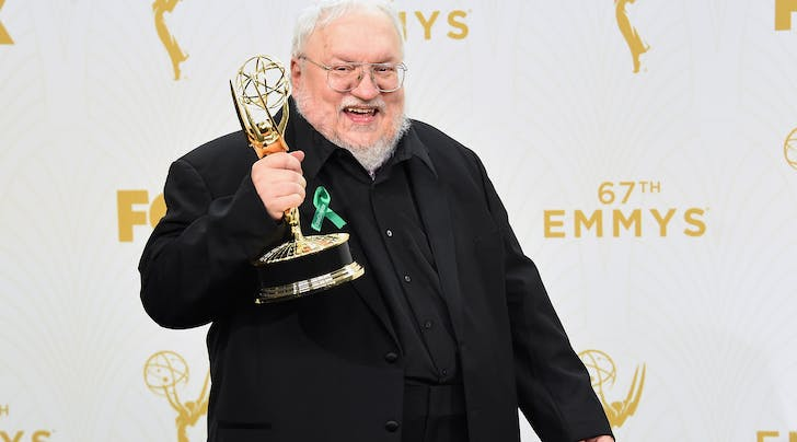 George R.R. Martin Admits He's Super Relieved to Be Done with 'Fire and Blood'