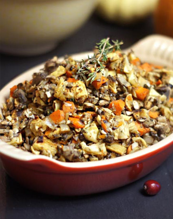 Grain Free Stuffing from detoxinista