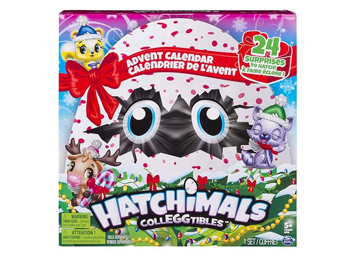 Hatchimals Colleggtibles Advent Calendar for Kids