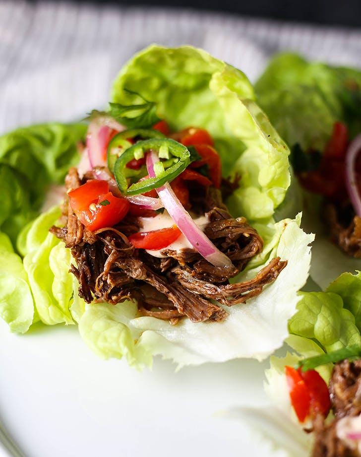 Instant Pot Beef Barbacoa recipe