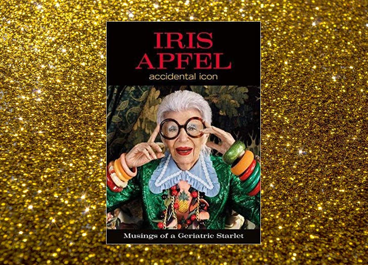 Iris Apfel Accidental Icon