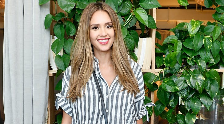 97c1f4d1184 Jessica Alba's Kids Look Forward to This Surprising Tradition Every Year