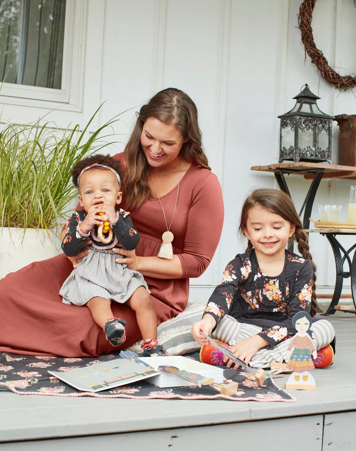 Joanna Gaines MatildaJane collection family