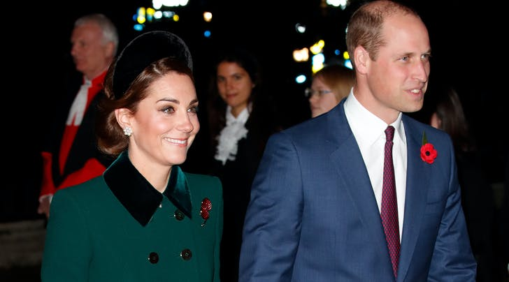 Royal Party Animals Kate Middleton & Prince William Are Hosting *Two* Holiday Parties
