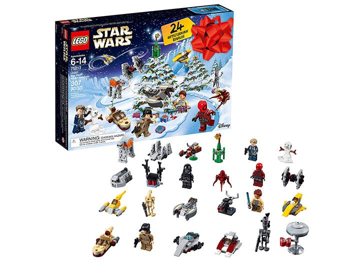 LEGO Star Wars advent calendar for kids