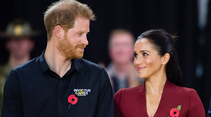 Why Meghan Markle & Prince Harry's Baby Just Made History