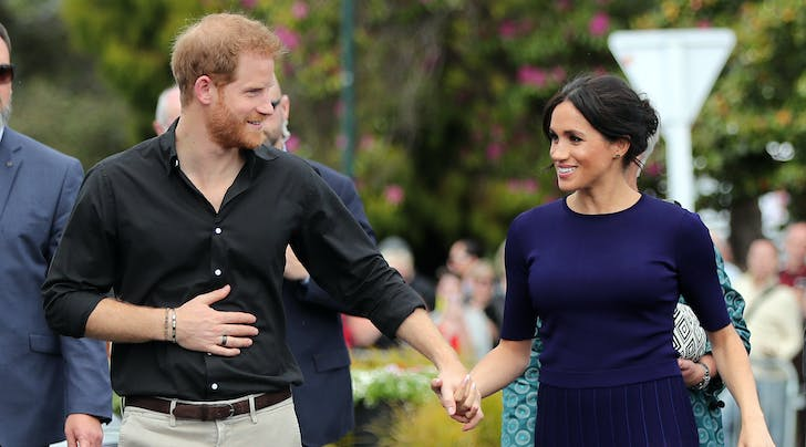 Harry and Meghan Are Renovating Their New Home, Frogmore Cottage (& Throwing in a Yoga Studio, Natch)