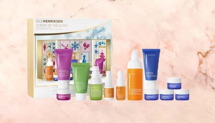 Ole Henriksen beauty advent calendar2