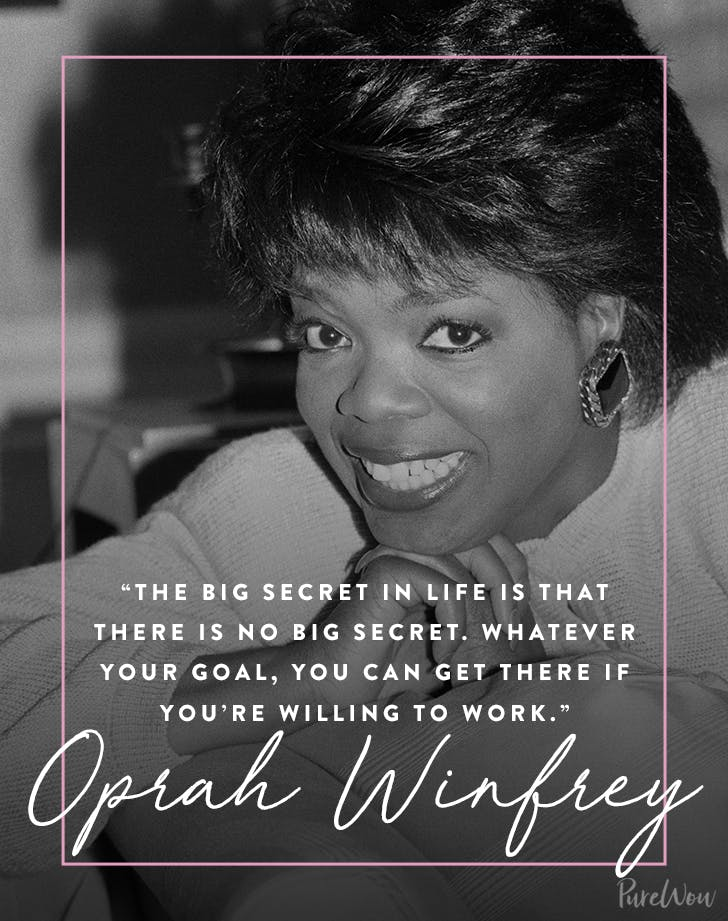 16 Quotes From Oprah That Will Inspire You Purewow