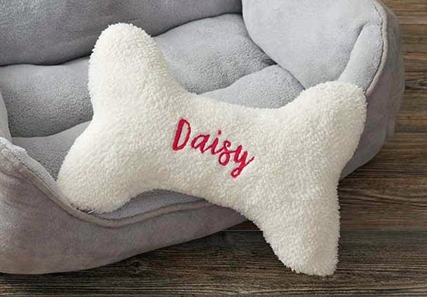 Personalized pet toy