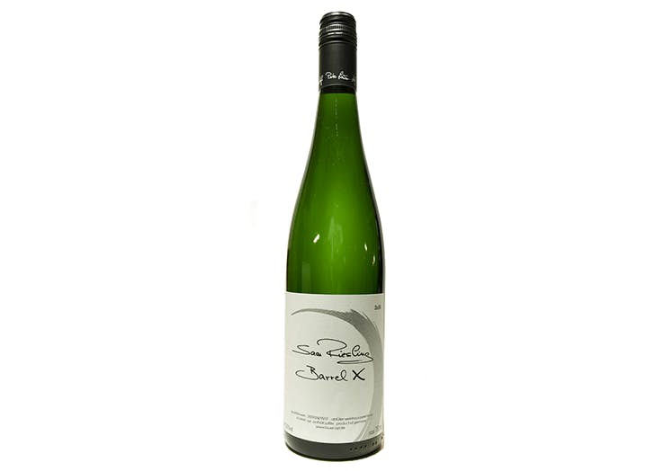 Peter Lauer  Barrel X  Riesling white wine