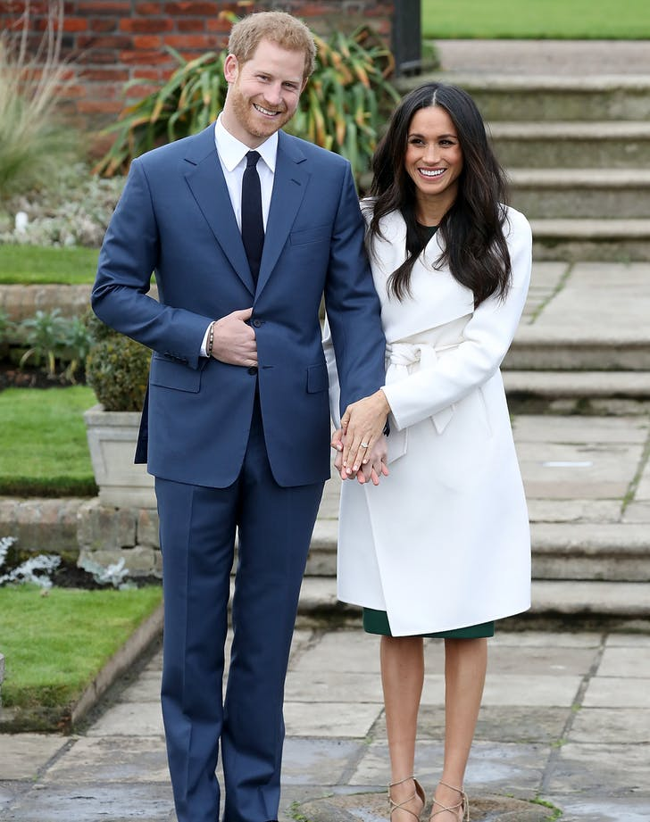 Prince Harry Meghan Markle announce engagement
